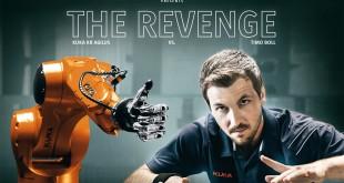 Odveta Timo Boll vs. KUKA Robot
