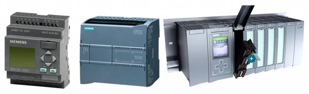 voľba konfigurácie PLC