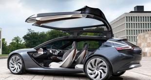 koncept Opel Monza