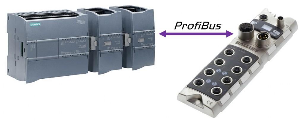 konfigurácia Profibus IO-link