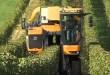 Zber úrody pomocou autonómnych strojov