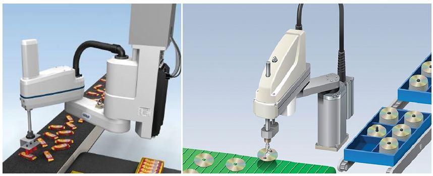 Scara roboty _ DailyAutomation