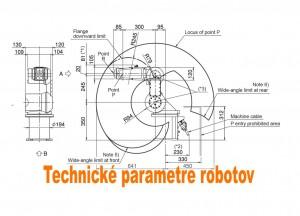 Základné parametre robotov