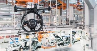 Modulárna výroba Audi