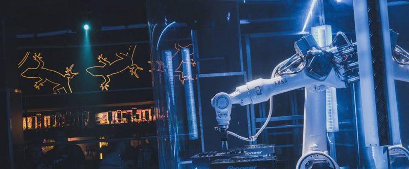 Pražský klub má DJ Robota