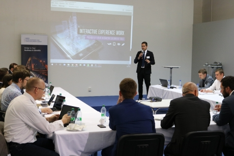 SARIO – JLR Innovation Workshop