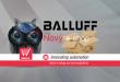 Otvárame nový BALLUFF e-shop 24/7 | www.balluff.sk